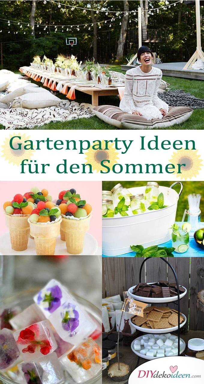 sommer garten party ideen die deine feste auf ein neues niveau heben. Black Bedroom Furniture Sets. Home Design Ideas