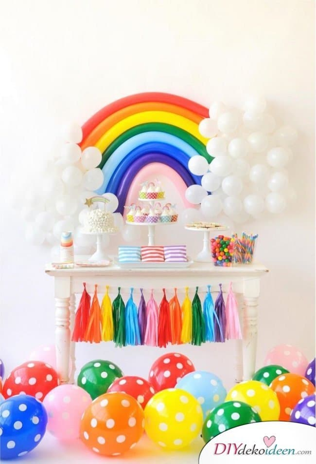DIY Partydeko - Kinderparty