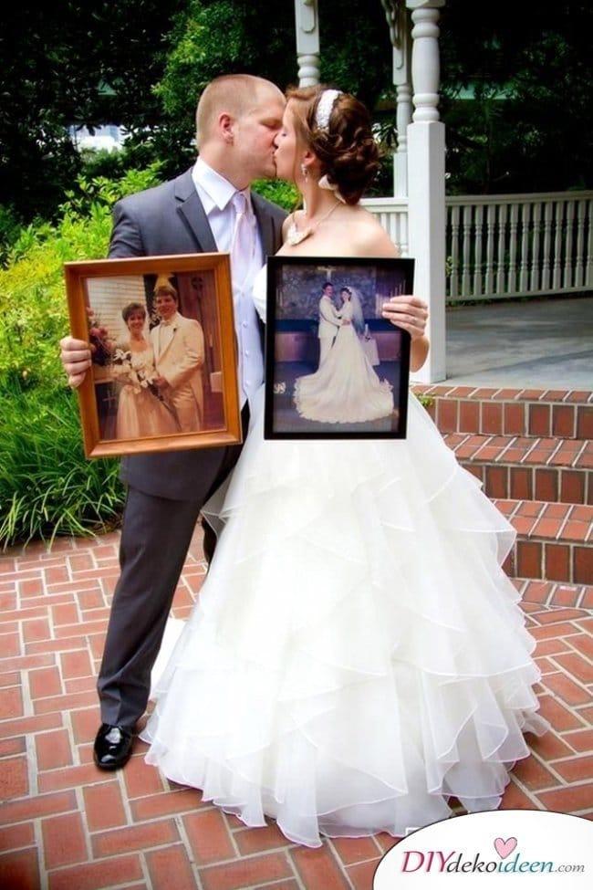 Hochzeitsbilder Ideen - Familienfotos