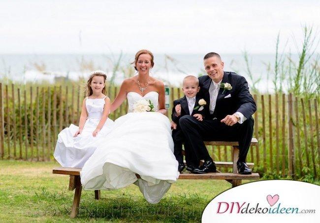 Familien Hochzeitsbilder Ideen