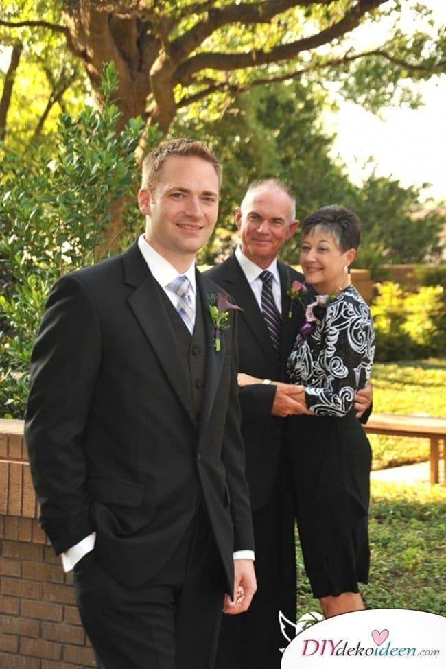 Familien Hochzeitsbilder Ideen - Familie