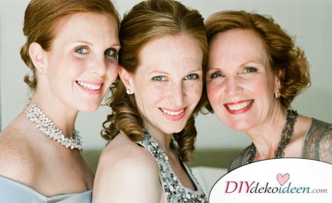 Familien Hochzeitsbilder Ideen - Familienportraits