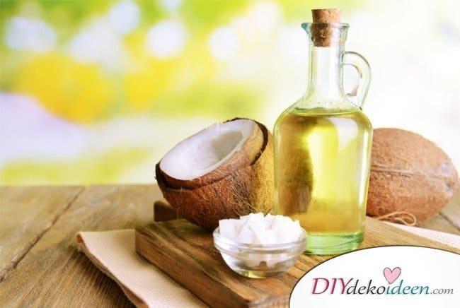Hausmittel gegen Zahnschmerzen - Nelken und Kokosnussöl