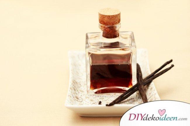 Hausmittel gegen Zahnschmerzen - Vanilleextrakt