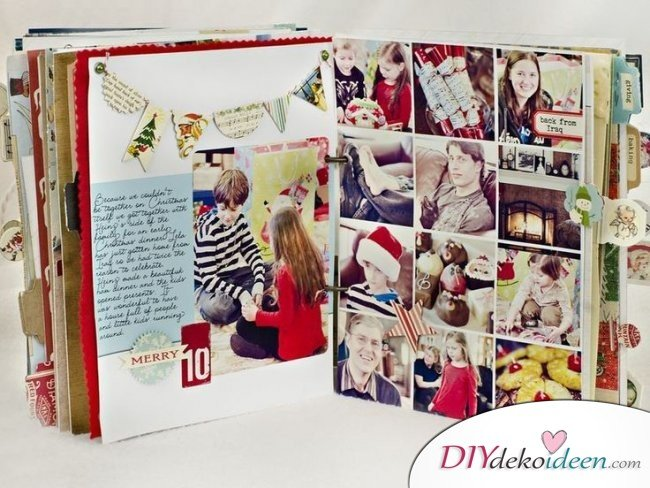 scrapbooking diy fotoalbum ideen f r eure urlaubsbilder familienfotos. Black Bedroom Furniture Sets. Home Design Ideas