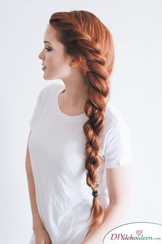 Hausmittel für weiches Haar - langes gesundes Haar