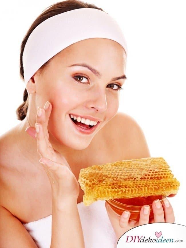 10 Hausmittel gegen Pickel - Honig