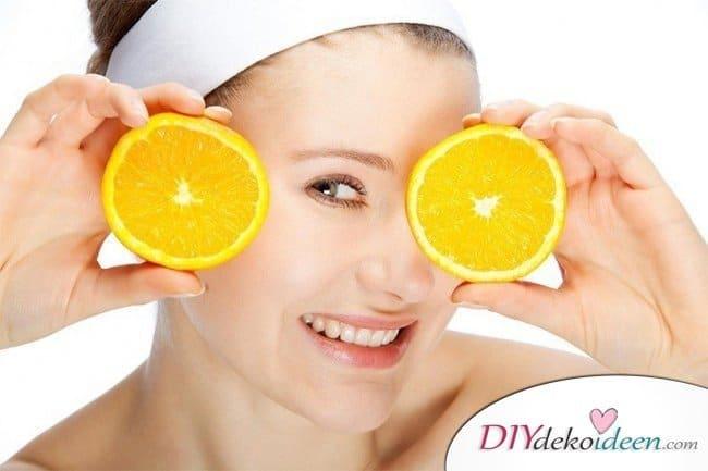 10 Hausmittel gegen Pickel - Zitronen