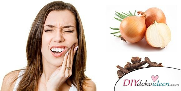 Hausmittel gegen Zahnschmerzen, die wirklich helfen
