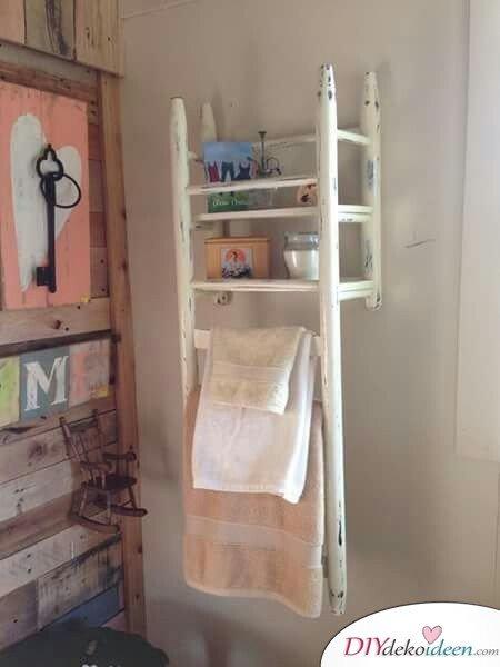 Dekoration für kleine Zimmer - 20 platzsparende Dekoideen - DIY Regalidee