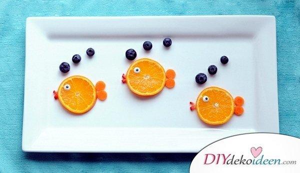 Obst für Kinder - leckere Rezeptideen