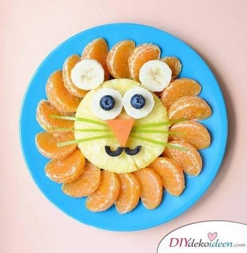 Obst für Kinder - Essen für Kinder