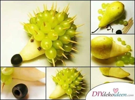 Obst für Kinder - Früchte für Kleinkinder