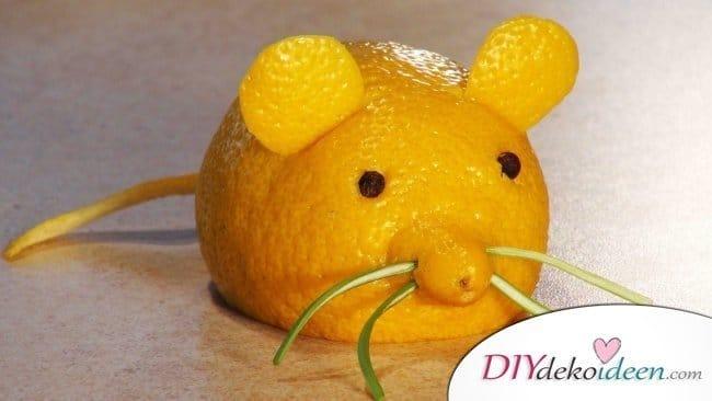 Obst für Kinder - süße Rezepte
