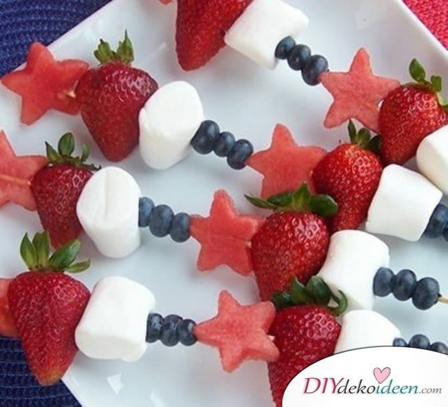 Obst für Kinder - gesunder Nachtisch