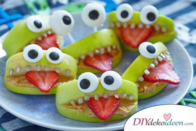 Obst für Kinder - Obst Rezepte