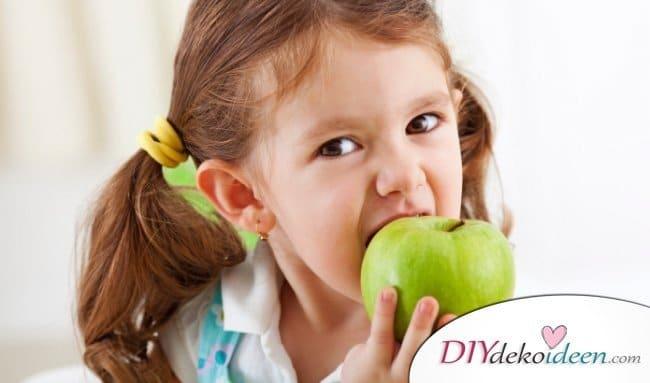 Obst für Kinder - 30+ Ideen