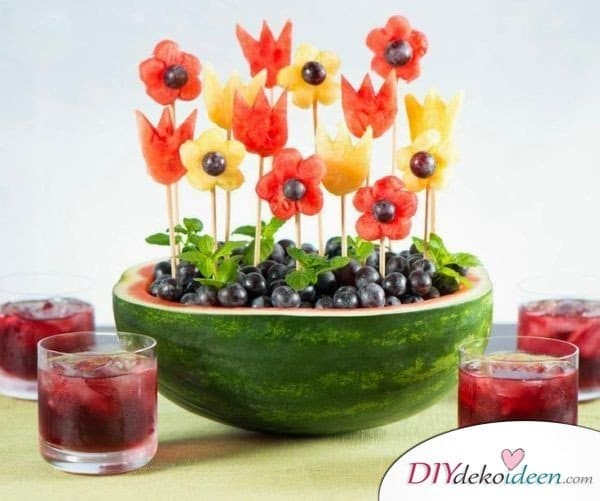 Obst für Kinder - leckere Rezept Ideen