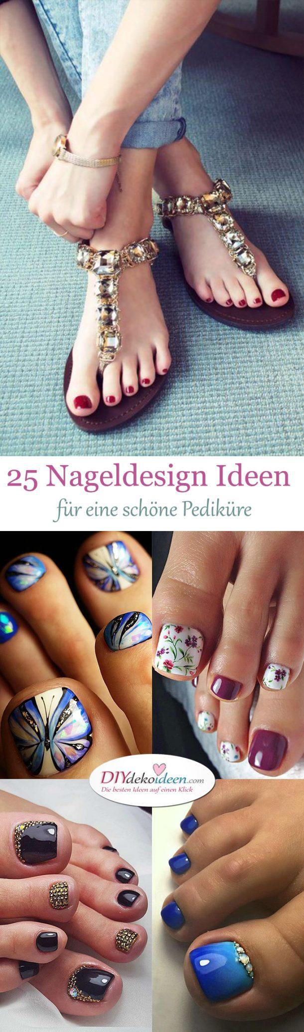 Das Beste Fußnägel Designs Bilder Beste Full Hd Bilder