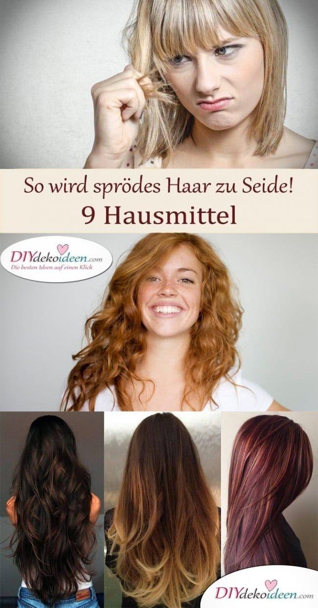 tipp glänzende haare