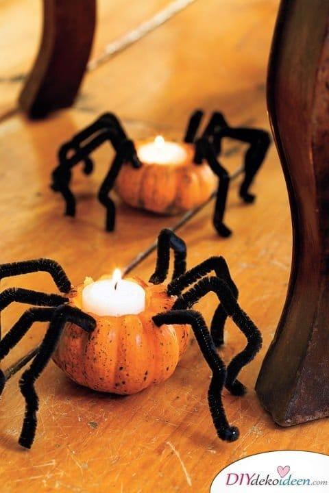 Halloween Deko selber machen - 15 Bastelideen
