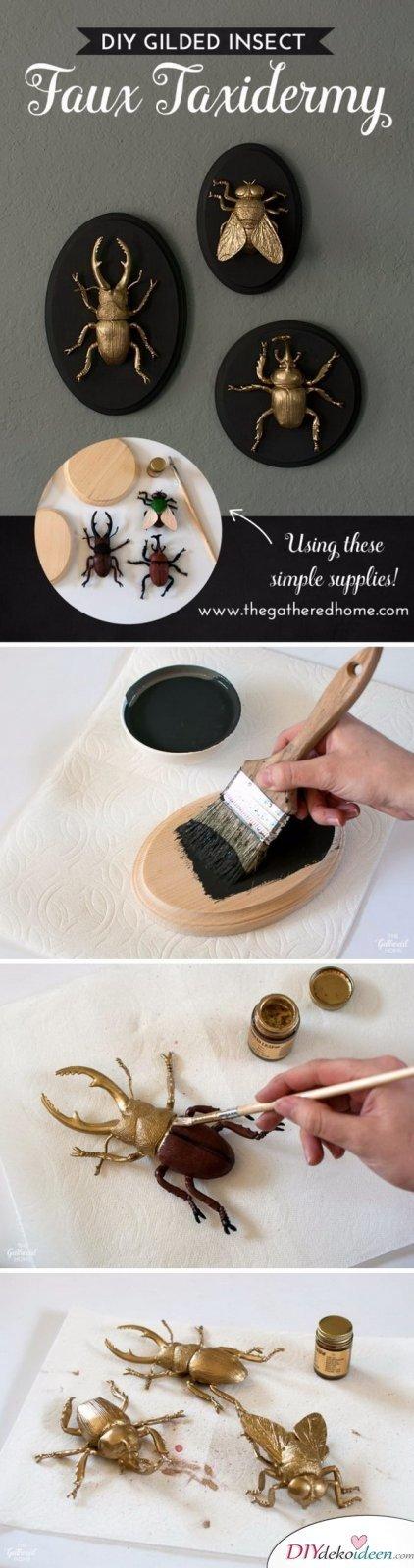 zum f rchten schrecklich gruselige halloween deko selber machen. Black Bedroom Furniture Sets. Home Design Ideas