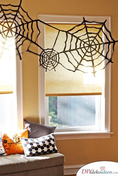 Halloween Deko selber machen - DIY Deko machen