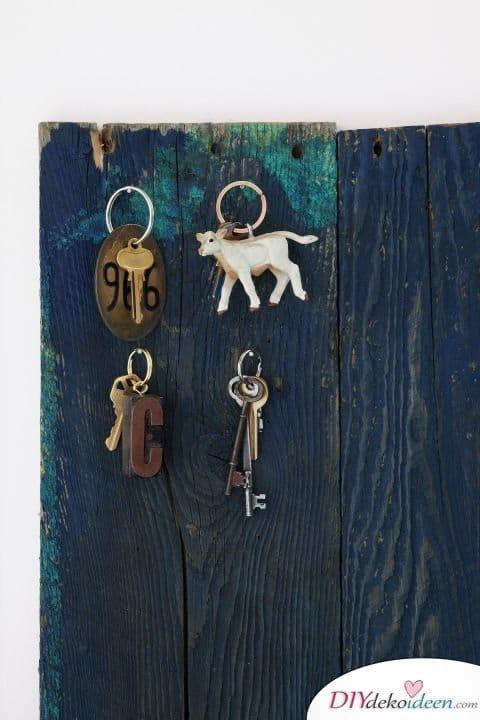 DIY Weihnachtsgeschenke - 15 Ideen und Anleitungen - Schlüsselanhänger