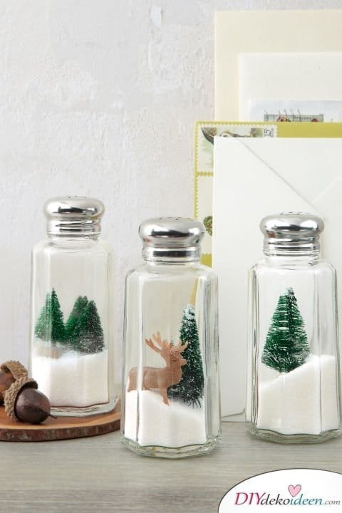 Persönliche DIY Weihnachtsgeschenke für deine Lieben - 15 DIY Bastelideen - Geschenke basteln zu Weihnachten