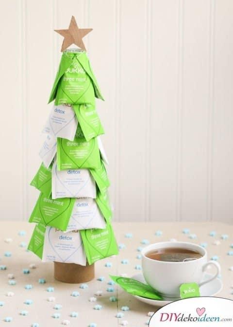 Persönliche DIY Weihnachtsgeschenke für deine Lieben - 15 DIY Bastelideen - Geschenk basteln Weihnachten