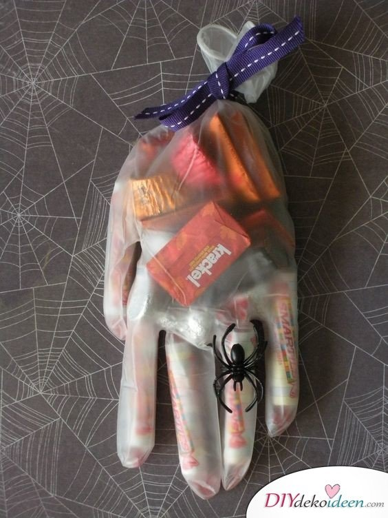 Halloween Bastelideen für Kinder - DIY Bastelideen - Halloween Dekoideen