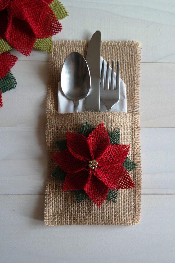 10+ super leichte Bastelideen für Weihnachten - Weihnachten basteln - Weihnachten Bastelideen- Weihnachtstisch Deko selber machen Ideen