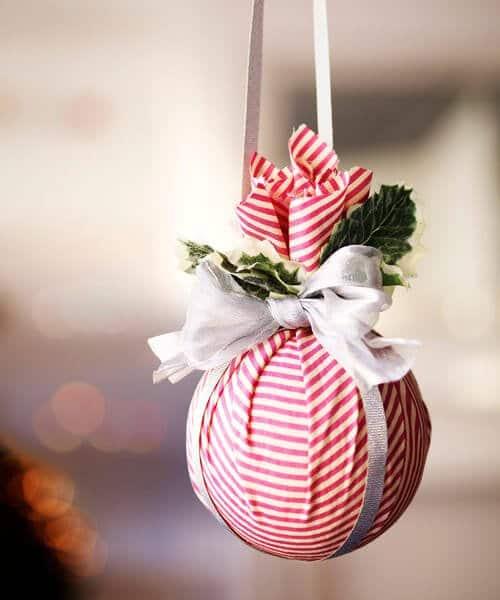 10+ super leichte Bastelideen für Weihnachten - Weihnachten basteln - Weihnachten Bastelideen- Weihnachten Deko selber machen Ideen