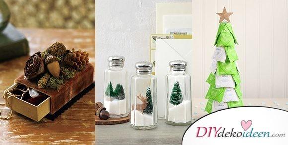 Persönliche DIY Weihnachtsgeschenke für deine Lieben – 15 DIY Bastelideen