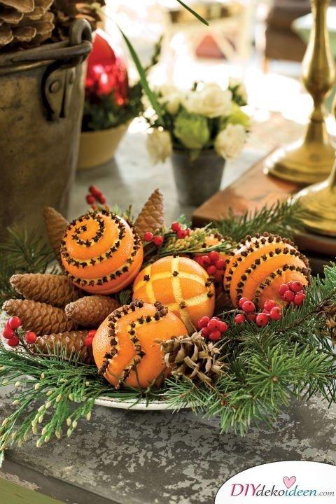 15 Stimmungsvolle Tischdeko Ideen Für Weihnachten