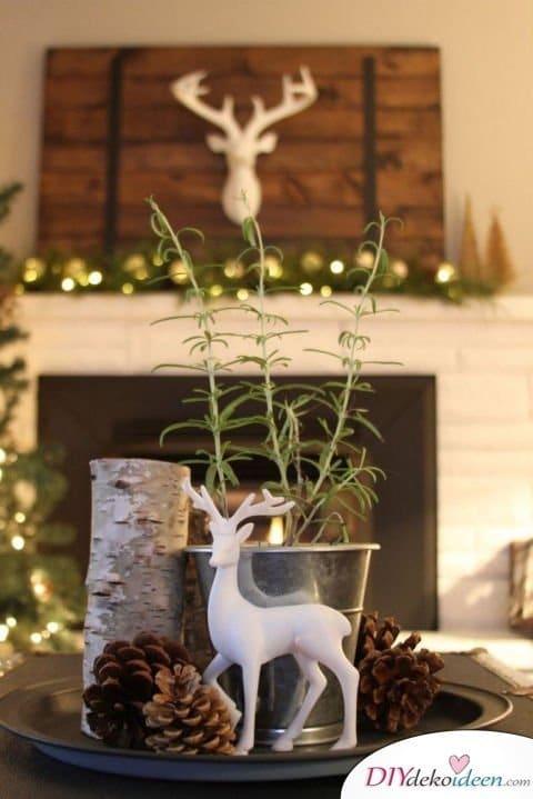 15 Tischdeko Ideen für Weihnachten - Weihnachten Dekoideen