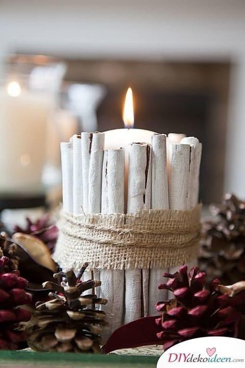15 Tischdeko Ideen für Weihnachten - Weihnachtsdekoideen