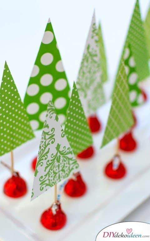 15 Tischdeko Ideen für Weihnachten - Weihnachten dekorieren