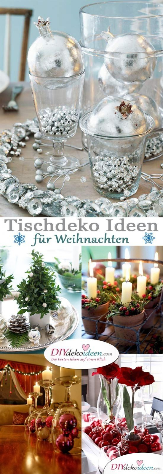 ideen zu weihnachten weihnachtliche tischdeko 60 ausgefallene tischdeko ideen tischdeko zu. Black Bedroom Furniture Sets. Home Design Ideas