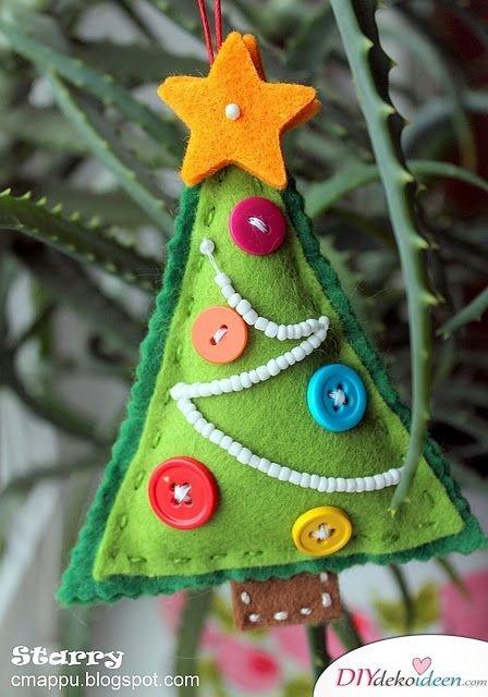 Zauberhafte Ideen Furs Weihnachtsbasteln Mit Kindern Die Spass Machen