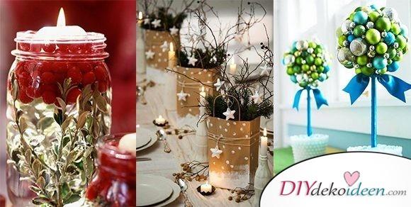 Weihnachtstischdeko Ideen, die deine Gäste bezaubern werden