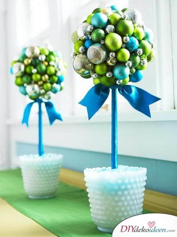 15 Weihnachtstischdeko Ideen - Tischdekoideen für Weihnachten