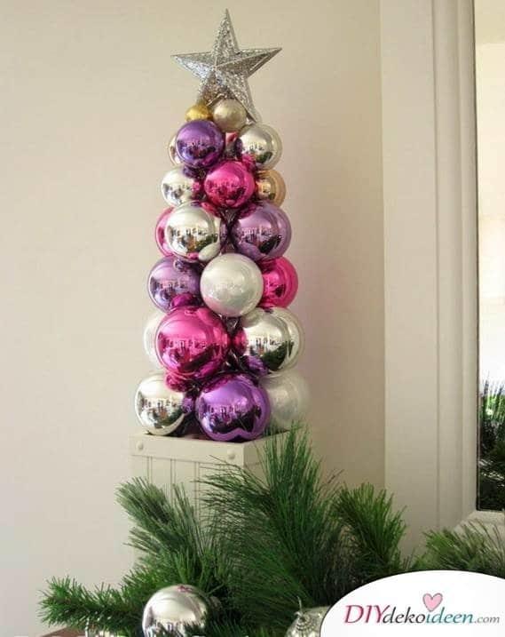 15 Weihnachtstischdeko Ideen - Weihnachten Tisch dekorieren
