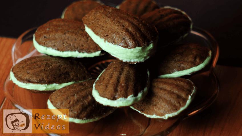 Backen für Weihnachten – Tolle Rezepte für Gebäck und herzhafte Snacks - Weihnachten backen kochen - Weihnachten Rezepte - Weihnachten backen Rezept Dessert Kuchen Mandelmuscheln