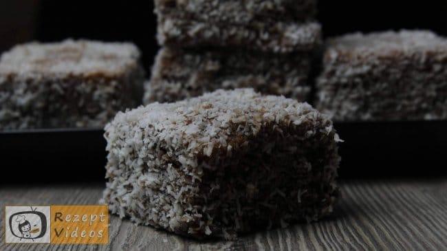 Backen für Weihnachten – Tolle Rezepte für Gebäck und herzhafte Snacks - Weihnachten backen kochen - Weihnachten Rezepte - Weihnachten backen Rezept Dessert Kuchen Kokoswürfel