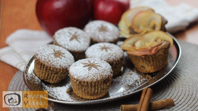 Backen für Weihnachten – Tolle Rezepte für Gebäck und herzhafte Snacks - Weihnachten backen kochen - Weihnachten Rezepte - Weihnachten backen Rezept Dessert Kuchen Apfelmuffins
