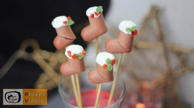 Backen für Weihnachten – Tolle Rezepte für Gebäck und herzhafte Snacks - Weihnachten backen kochen - Weihnachten Rezepte - Weihnachten Snacks Fingerfood Party Partyfood