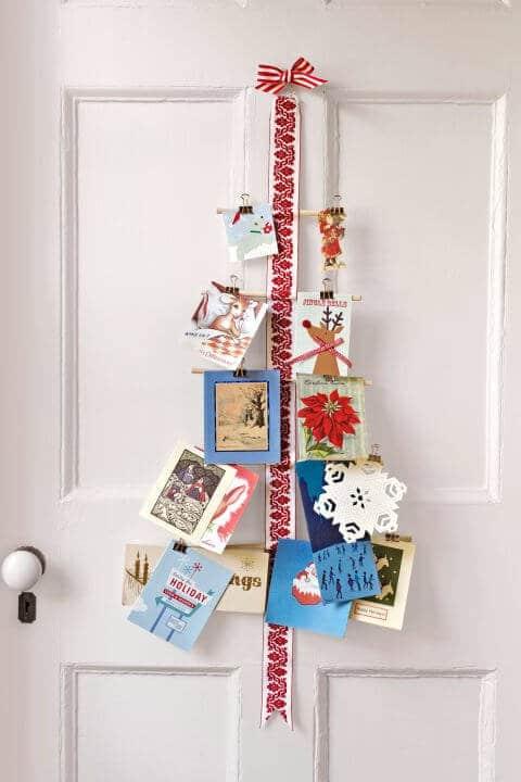 15 DIY Weihnachtsdeko Ideen - Weihnachten dekorieren - DIY Deko Weihnachten - Advent - Weihnachtsbasteln - Weihnachten Deko selber machen - Bastelideen - Tannenbaum Karten