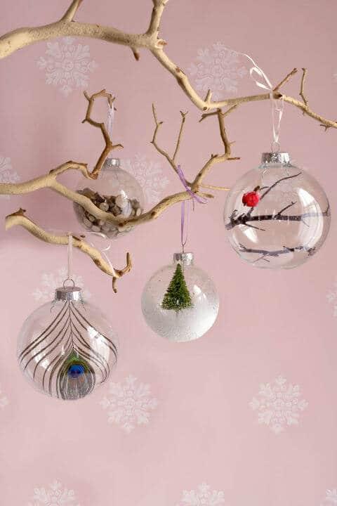 Diese diy weihnachtsdeko ideen werden deine wohnung verzaubern for Weihnachtsdeko selber machen wohnung