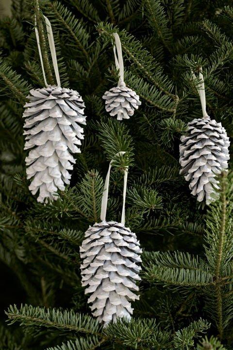 15 DIY Weihnachtsdeko Ideen - Weihnachten dekorieren - DIY Deko Weihnachten - Advent - Weihnachtsbasteln - Weihnachten Deko selber machen - Bastelideen - Christbaumschmuck selber machen